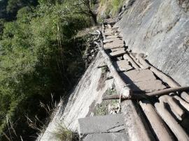 Stien til Annapurna basecamp/Dag Norling